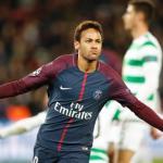 Neymar con la camiseta del PSG. Foto: tsn.ca
