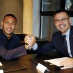 Neymar acepta las tres condiciones del FC Barcelona / Barça.