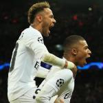 Neymar y Mbappé no se tocan / ABC.es