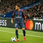Neymar durante un partido con el PSG. Foto: Youtube.com