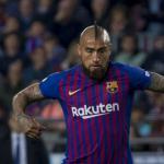 Arturo Vidal tiene ofertas para dejar el FC Barcelona / Fox Sports