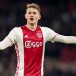 El nuevo descuentro entre Ajax y Juve por De Ligt / Twitter