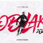 Jan Oblak, con el Atlético / twitter