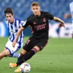 Los números de la cesión de Odegaard al Arsenal