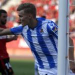 Odegaard ante la oportunidad de brillar en el Santiago Bernabéu