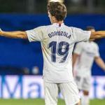 Álvaro Odriozola con opciones de quedarse en el Real Madrid. Foto: El Español