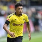 Jadon Sancho en un partido con el Borussia Dortmund / metro.co.uk