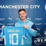 OFICIAL Grealish ya es del Manchester City / Mancity.com