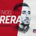 OFICIAL Héctor Herrera ya es del Atlético / Atleticodemadrid.com