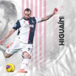 OFICIAL: Higuaín nuevo jugador del Inter Miami / Inter Miami