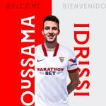 OFICIAL: Idrissi ficha por el Sevilla / sevillafc.es