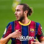 OFICIAL: Mingueza renueva con el Barcelona / Depor.com
