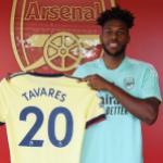 OFICIAL: Nuno Tavares, nuevo jugador del Arsenal
