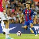 El Valencia CF ofrece cuatro años de contrato a Denis Suárez (FC Barcelona)