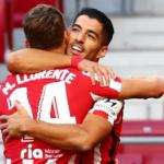 """El mejor XI de LaLiga en la primera vuelta """"Foto: RPP"""""""