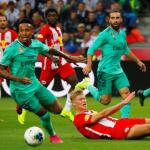 """Las cábalas del Real Madrid en su lateral izquierdo """"Foto: El Español"""""""