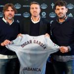 El Celta destituye a Óscar García Junyent