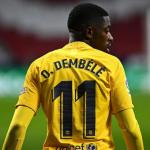 El Manchester United se comunica con el entorno de Ousmane Dembélé
