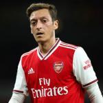 Ozil está sentenciado en el Arsenal / skysports.com