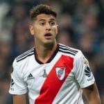"""Exequiel Palacios se instala en el top de ventas de River Plate """"Foto: AS"""""""