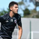 La primera misión de Ezequiel Palacios en el Leverkusen