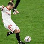 Papu Gómez no se quiere mover del Sevilla. Foto: Sevilla FC