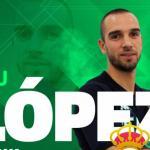 Pau López abandona Montecastillo para fichar por la Roma / Real Betis Balompié