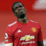 """""""Pogba se aleja de la Juve y el Real Madrid. Foto: Getty Images"""""""