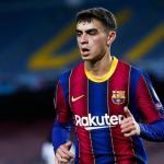 El Barcelona ya trabaja en la mejora de contrato de Pedri