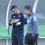 """Un Real Betis muy chileno y muy difícil de vencer """"Foto: Onda Bética"""""""