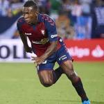 El ecuatoriano es de los mejores laterales de La Liga | FOTO: OSASUNA