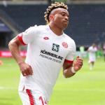 Pierre Kunde quiere ser el próximo fichaje del Atlético de Madrid. Foto: Bundesliga