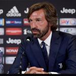 OFICIAL: Pirlo, destituido como entrenador de la Juventus