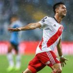¿Qué opciones tiene 'Pity' Martínez de volver a River Plate?. Foto: AS Argentina