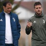 Pjanic quiere volver a la Juve con Allegri / FCBarcelonanoticias.com