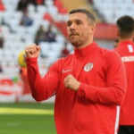 "¿Lukas Podolski a Boca Juniors? ""Foto: AS"""