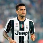 Dani Alves en un partido con la Juventus. / institutodeestrategia.com