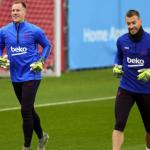 Fichajes Barcelona: El Barça se fija en el Villarreal para reforzar la portería. Foto: futbolflash.es