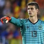 """¿Quién debe ser el próximo portero de España en la Eurocopa? """"Foto: El Desmarque"""""""