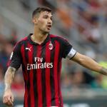 Romagnoli en un partido con el Milan. / gazzetta.it