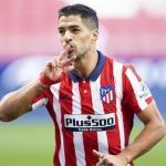 Problemas en el Atlético: Suárez se retira del entrenamiento / Depor.com