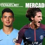 Brahim, Rabiot y Pogba / Fichajes.net.
