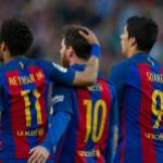 Neymar pidió al PSG el fichaje de Messi y Luis Suárez en verano