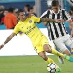 """Intercambio a la vista entre Juventus de Turín y PSG """"Foto: Futbol Francés"""""""