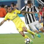 """PSG y Juventus de Turín planean un posible intercambio """"Foto: L'Equipe"""""""