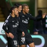 PSG, celebrando un gol / Twitter
