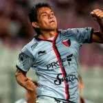 """Dos clubes argentinos batallan por el fichaje del Pulga Rodríguez """"Foto: TyC Sports"""""""
