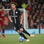 Adrien Rabiot quiere jugar en la Juventus de Turín / PSG