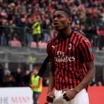 Rafael Leao, un talento todavía por pulir en el AC Milan
