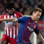 """Rakitic se acerca al Atlético de Madrid . Foto: Getty Images"""